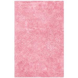 Safavieh SG240P Shag Area Rug, Pink,SG240P-5