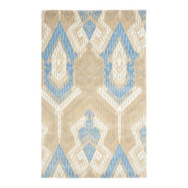Safavieh Wyndham Blue and Ivory Area Rug,WYD373C-5