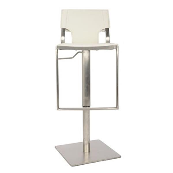 Safavieh Armondo 22.40-in White Bar Stool