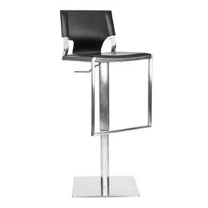 Safavieh Armondo 22.40-in Black Bar Stool