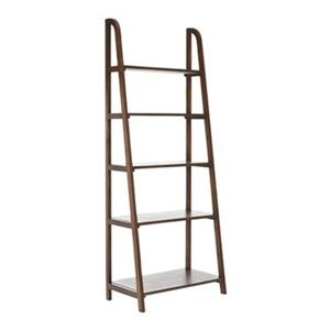 Safavieh Albert 72.2-in x 28-in Medium Oak Etagere