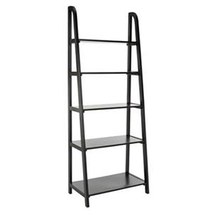 Safavieh Albert 72.2-in x 28-in Black Etagere