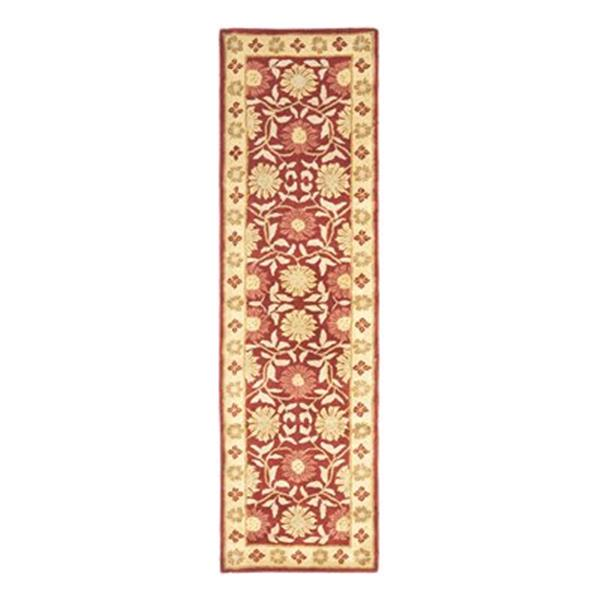 Safavieh Heritage Red and Beige Area Rug,HG970A-5