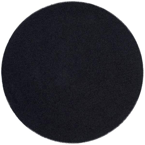 Safavieh SG851B Shag Area Rug, Black,SG851B-7R