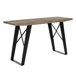 Safavieh Waldo Rectangular Black Fir Console Table