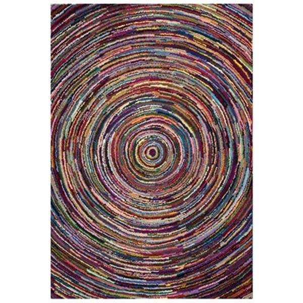 Safavieh Nantucket Multi-Colored Area Rug,NAN315A-6