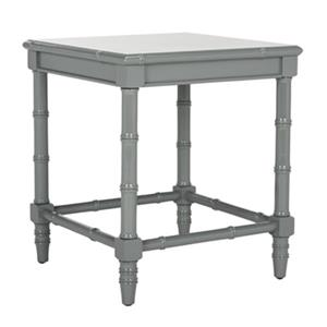Safavieh Liviah 22-in Grey Accent Table