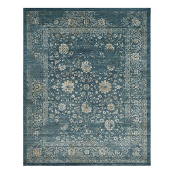Safavieh Evoke Light Blue and Beige Indoor Area Rug,EVK510K-