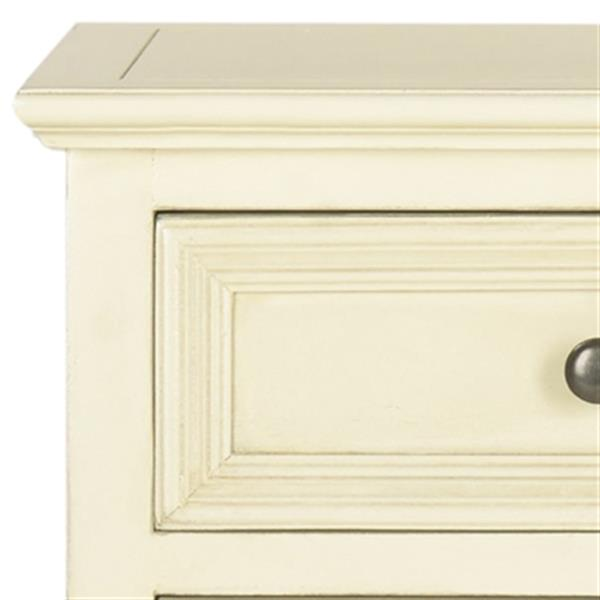 Safavieh Jerome 30.1-in Barley End Table