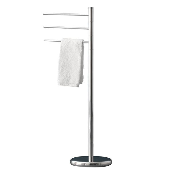 Nameeks Tracy Chrome Freestanding Towel Rack