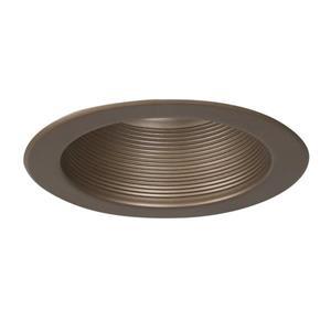 Galaxy Baffle 6-in Bronze Recessed Lighting Trim