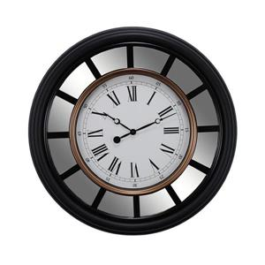 Nexxt Designs 22-in Vintage Mirrored Wall Clock