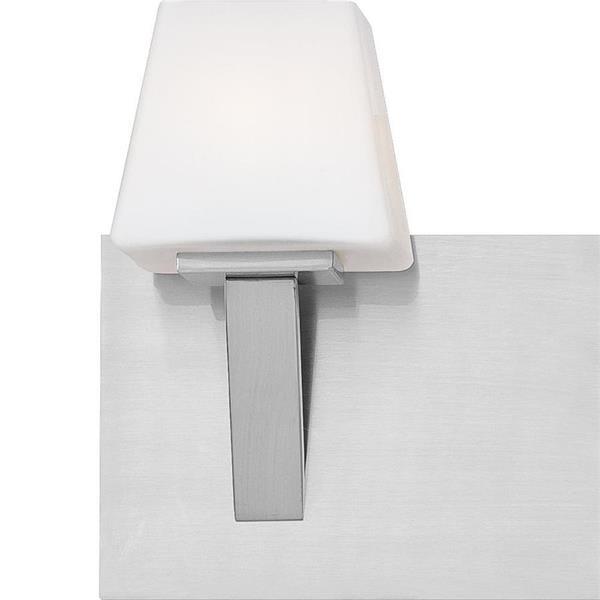 Eurofase Anglo Satin Nickel 3-Light Bathroom Vanity Light