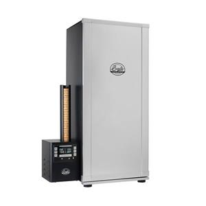 Bradley 39-in 500-Watt Stainless Steel Electric Vertical Smoker