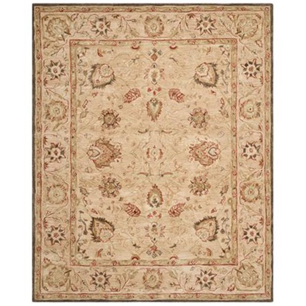 Safavieh Anatolia Ivory and Beige Area Rug,AN512A-6