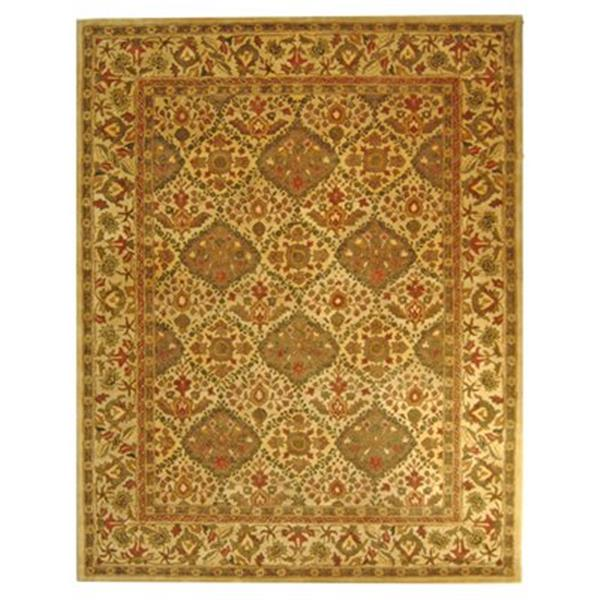 Safavieh AT57D Antiquities Olive Area Rug, Beige/Olive,AT57D