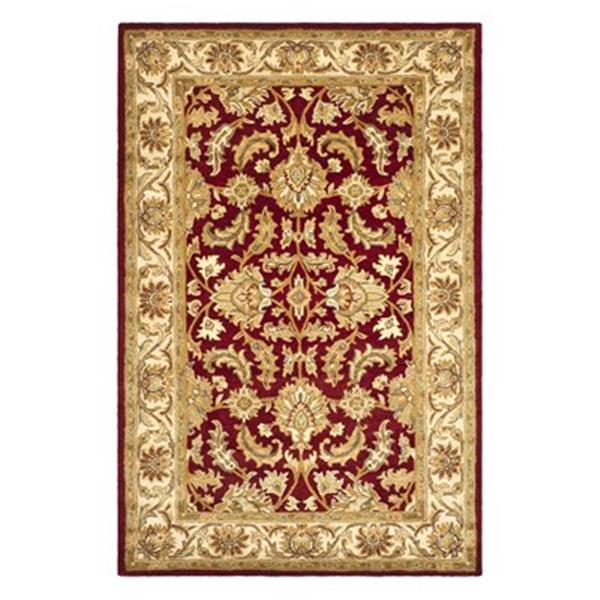 Safavieh Heritage Red Area Rug,HG628D-6
