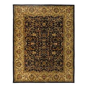 Safavieh HG644A Heritage Area Rug, Charcoal,HG644A-6