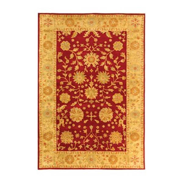 Safavieh Heritage Red Area Rug,HG813A-6
