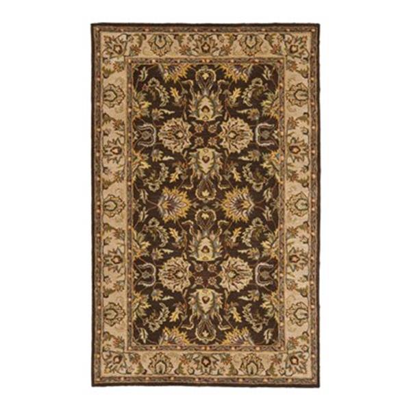 Safavieh Heritage Brown Area Rug,HG912A-6
