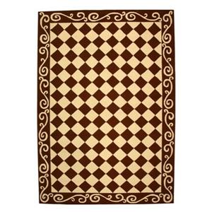 Safavieh Chelsea Brown Area Rug,HK711B-5