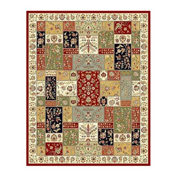 Safavieh Lyndhurst Multi-Colored Area Rug,LNH318A-8