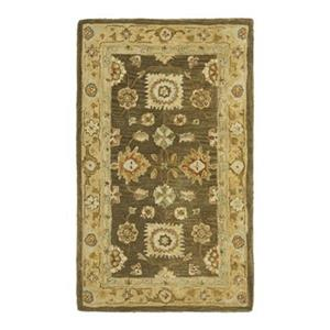 Safavieh AN556C Anatolia Area Rug, Brown/Taupe,AN556C-8