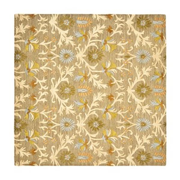 Safavieh Cambridge Moss Area Rug,CAM235A-8SQ