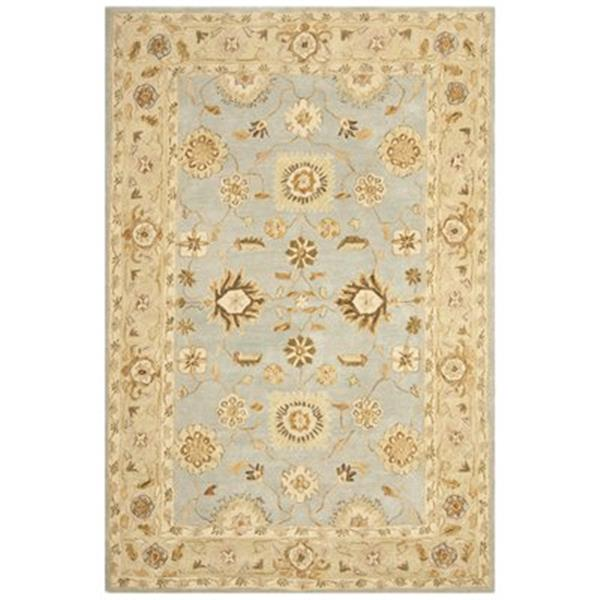 Safavieh Anatolia Blue and Sage Area Rug,AN556B-8