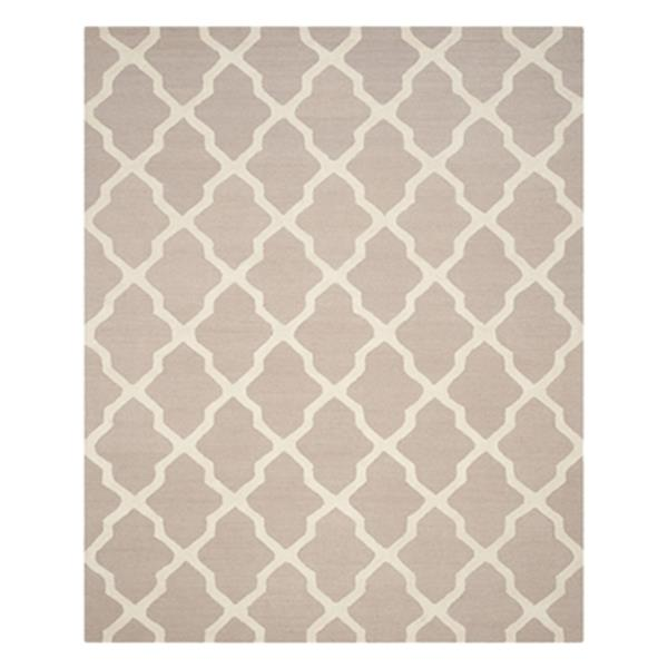 Safavieh Cambridge Beige and Ivory Area Rug,CAM121J-8