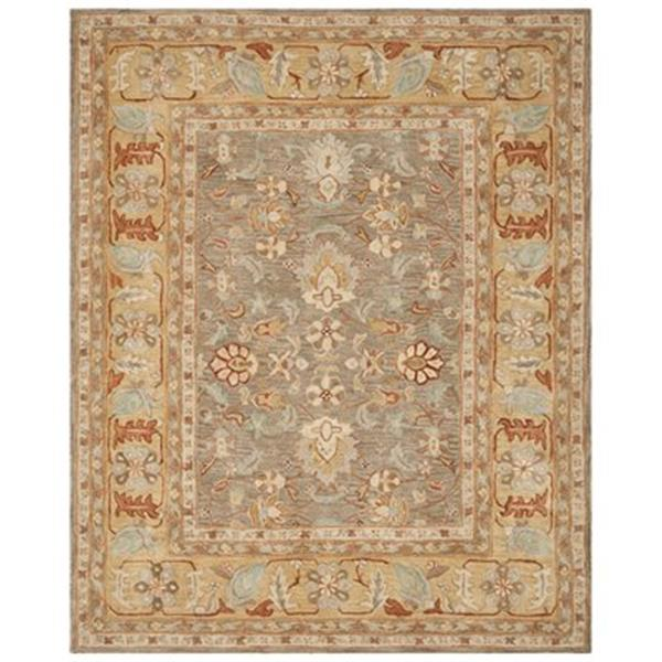Safavieh Anatolia Brown and Camel Area Rug,AN577A-8