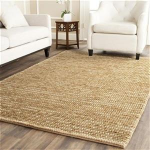 Safavieh Bohemian Beige and Multi-Colored Area Rug,BOH525F-8