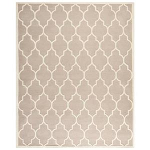 Safavieh CAM134J Cambridge Area Rug, Beige / Ivory,CAM134J-8