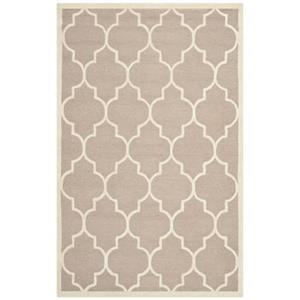 Safavieh CAM134J Cambridge Area Rug, Beige / Ivory,CAM134J-6