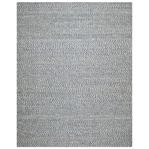 Safavieh Natural Fiber Blue and Ivory Area Rug,NF448C-8
