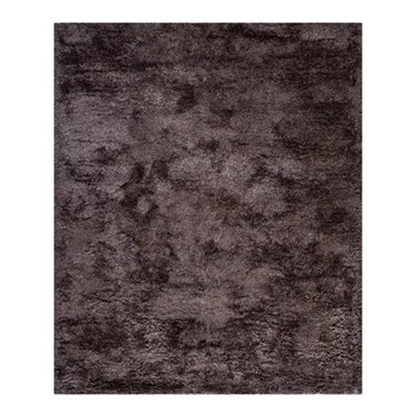 Safavieh South Beach Shag Lavender Area Rug,SBS562G-8