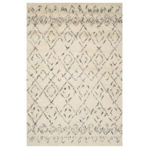 Safavieh CSB845A Casablanca White and Grey Area Rug,CSB845A-