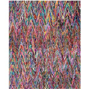 Safavieh Nantucket Multi-Colored Area Rug,NAN312A-8