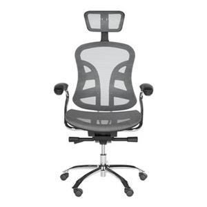 Safavieh Fox 48-in Grey Jarlan Desk Chair