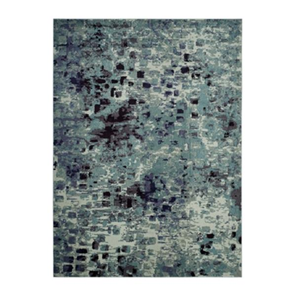 Safavieh Monaco Light Blue Multicolor Area Rug,MNC225J-8
