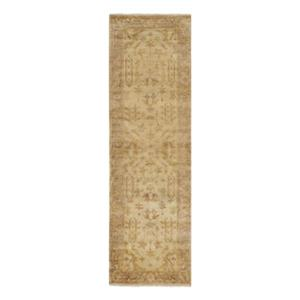 Safavieh OSH112A Oushak Hand Knotted Soft Green/Rust Area Ru