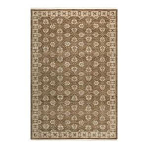 Safavieh Oushak Hand Knotted Brown Area Rug,OSH711B-6