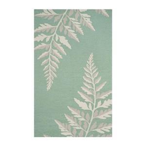 Safavieh Martha Stewart Hand Hooked Ferns Cornbread Area Rug