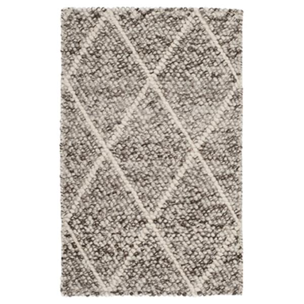 Safavieh Natura Ivory and Stone Hand Tufted Area Rug,NAT712A