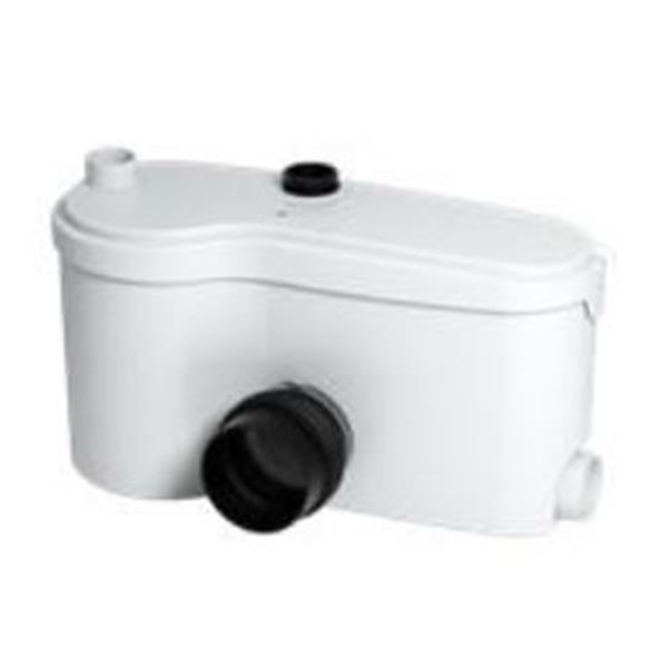 SANIFLO Sanigrind Pro Toilet System - White