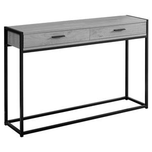 "Table d'appoint Monarch, 48"" x 32"", composite, girs"