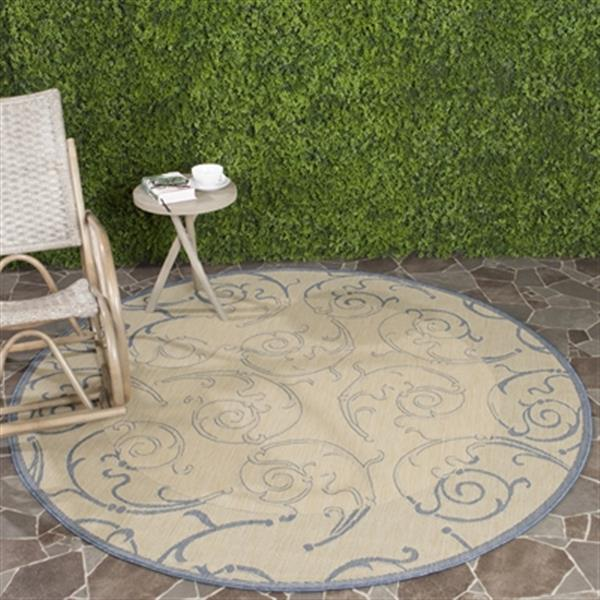 Safavieh Courtyard Indoor/Outdoor Area Rug,CY2665-3101-7R