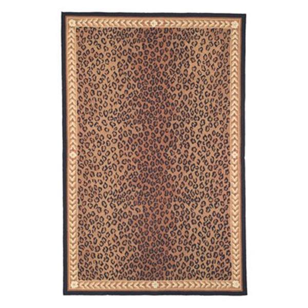 Safavieh Chelsea Leopard Print Area Rug,HK15A-4