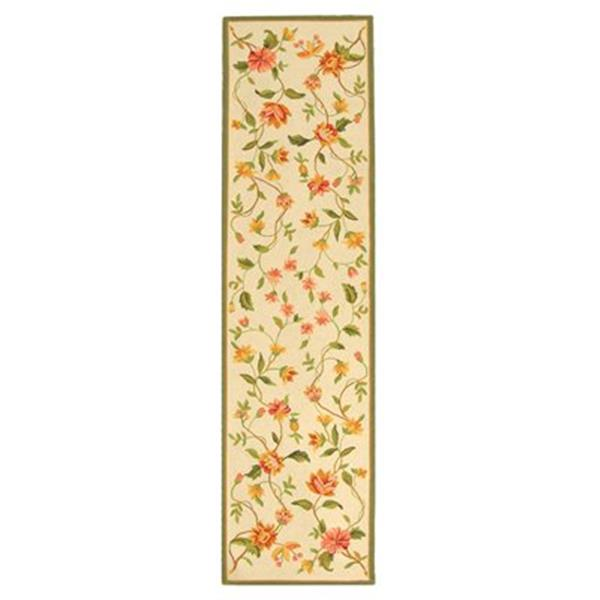 Safavieh Chelsea 30-in Ivory Runner