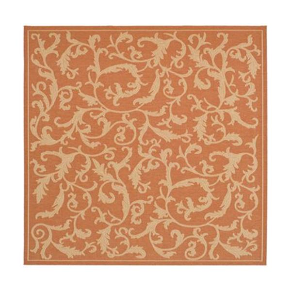 Safavieh Courtyard Indoor/Outdoor Area Rug,CY2653-3202-7SQ
